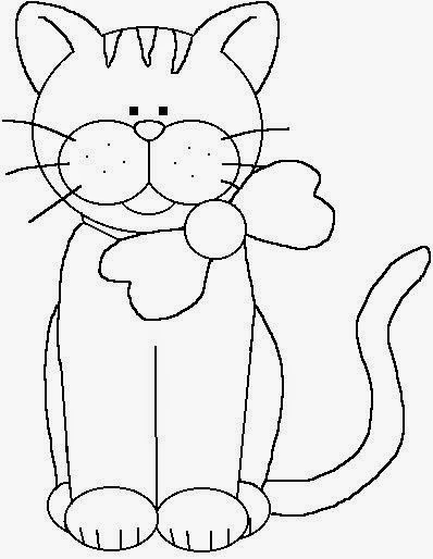 Desenhos do Gato de Botas para colorir - imagens para colorir gato