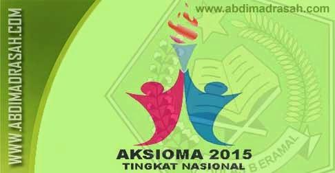 Juknis AKSIOMA 2015