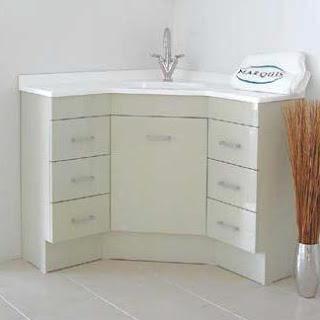 New Corner Bathroom Vanity Units For Your Bath Storage Solution  Traba