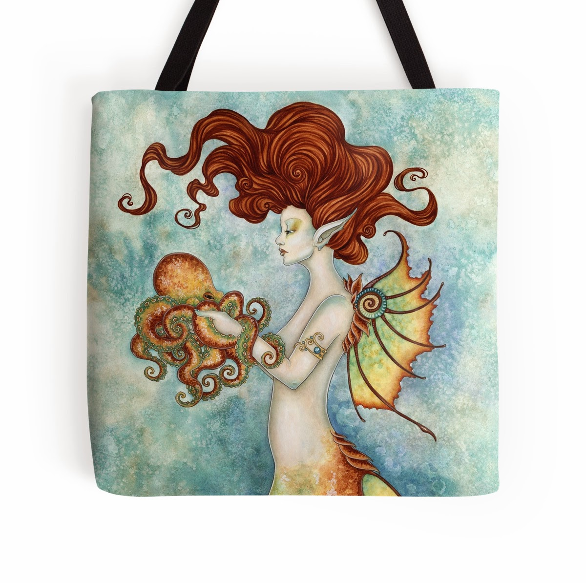 Amy Brown Mermaids at RedBubble