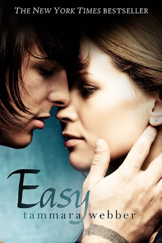 New Adult review: Easy by Tammara Webber