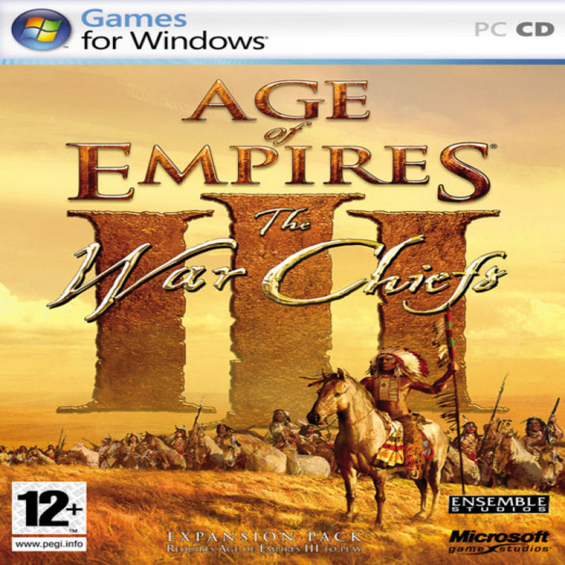 age of empires 3 the warchiefs  full version tpb