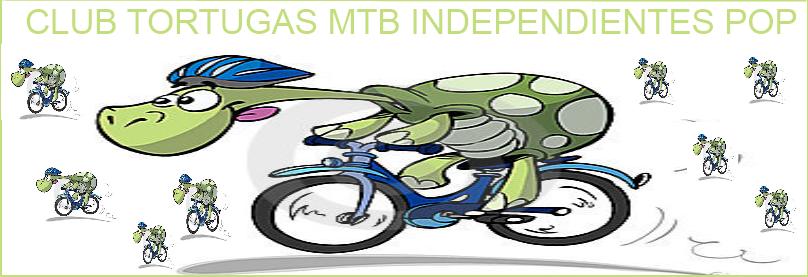 TORTUGAS MTB POP INDEPENDIENTES
