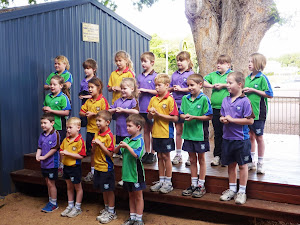 Yr1-4 Choral Speaking Group