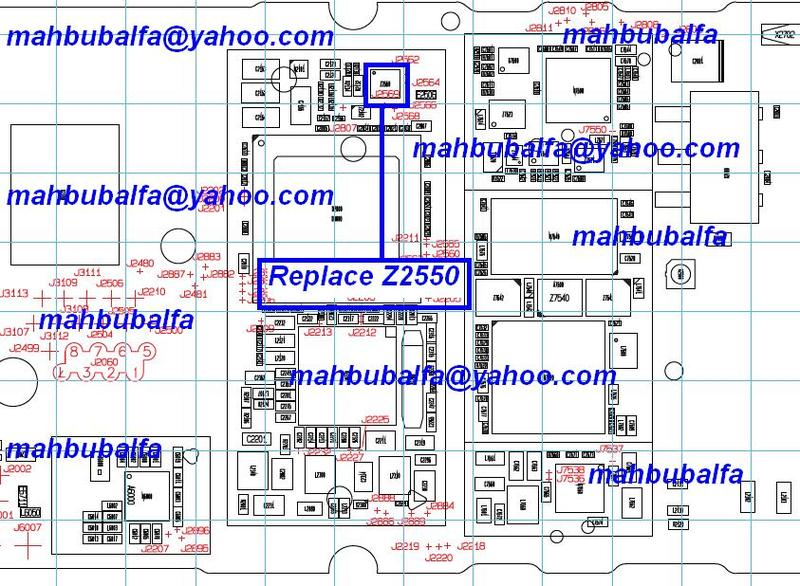 the jumper nokia c2 01 all hardware solution with picture rh jumpersolution blogspot com
