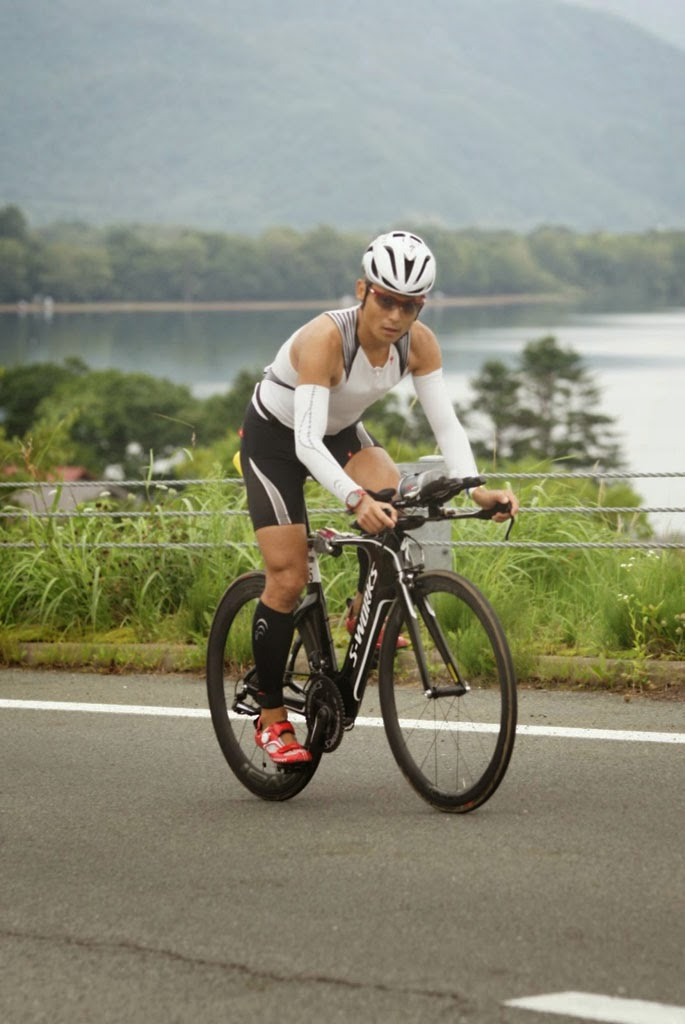 トライアスロンにおいてバイクでしっかりとトレーニングを積むのは重要です