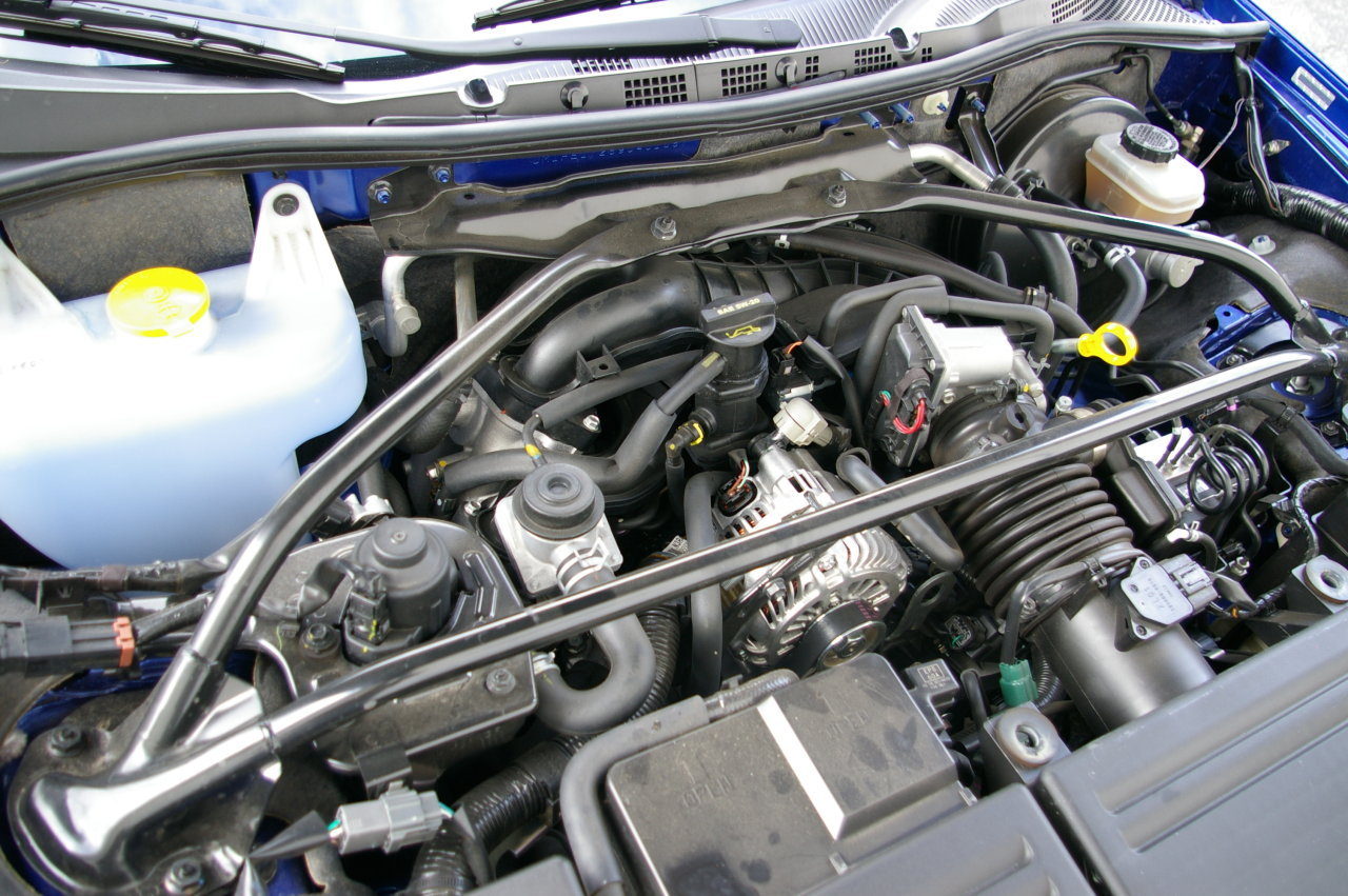 Mazda Rx8 Engine