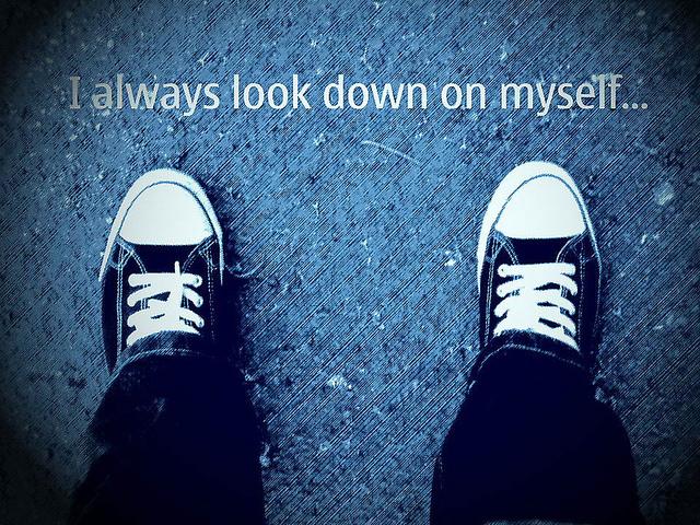 Low Self-Esteem Quotes...