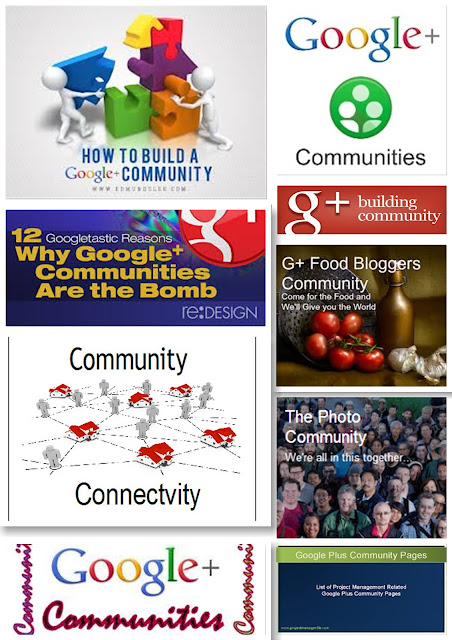Dewey and the Role of Google+ in Fostering the Great Community