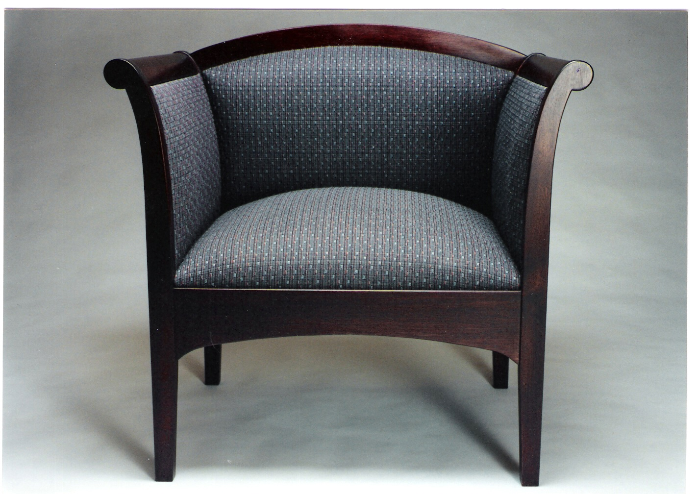Take A Peek At This Parlour Chair Kirsty Upholstered (clever Girl Isnt . Full resolution‎  photograph, nominally Width 1424 Height 1008 pixels, photograph with #5F4847.