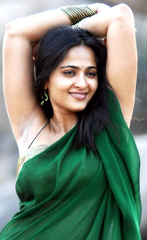 telugu actress anushka shetty real lesbian in wapdesi.com
