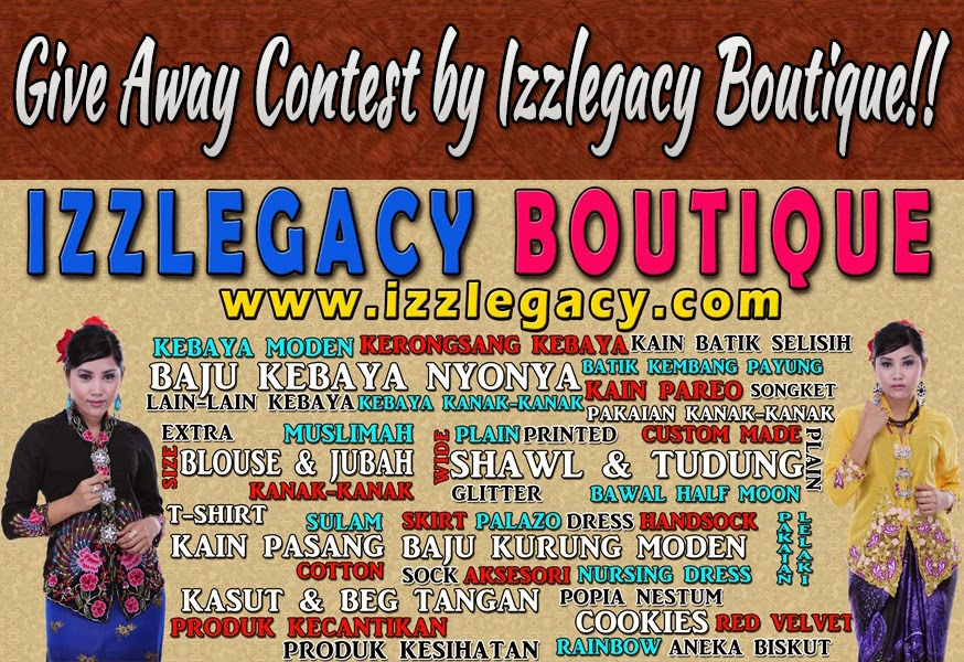 http://www.myfizwan.com/2014/06/give-away-contest-by-izzlegacy-boutique.html