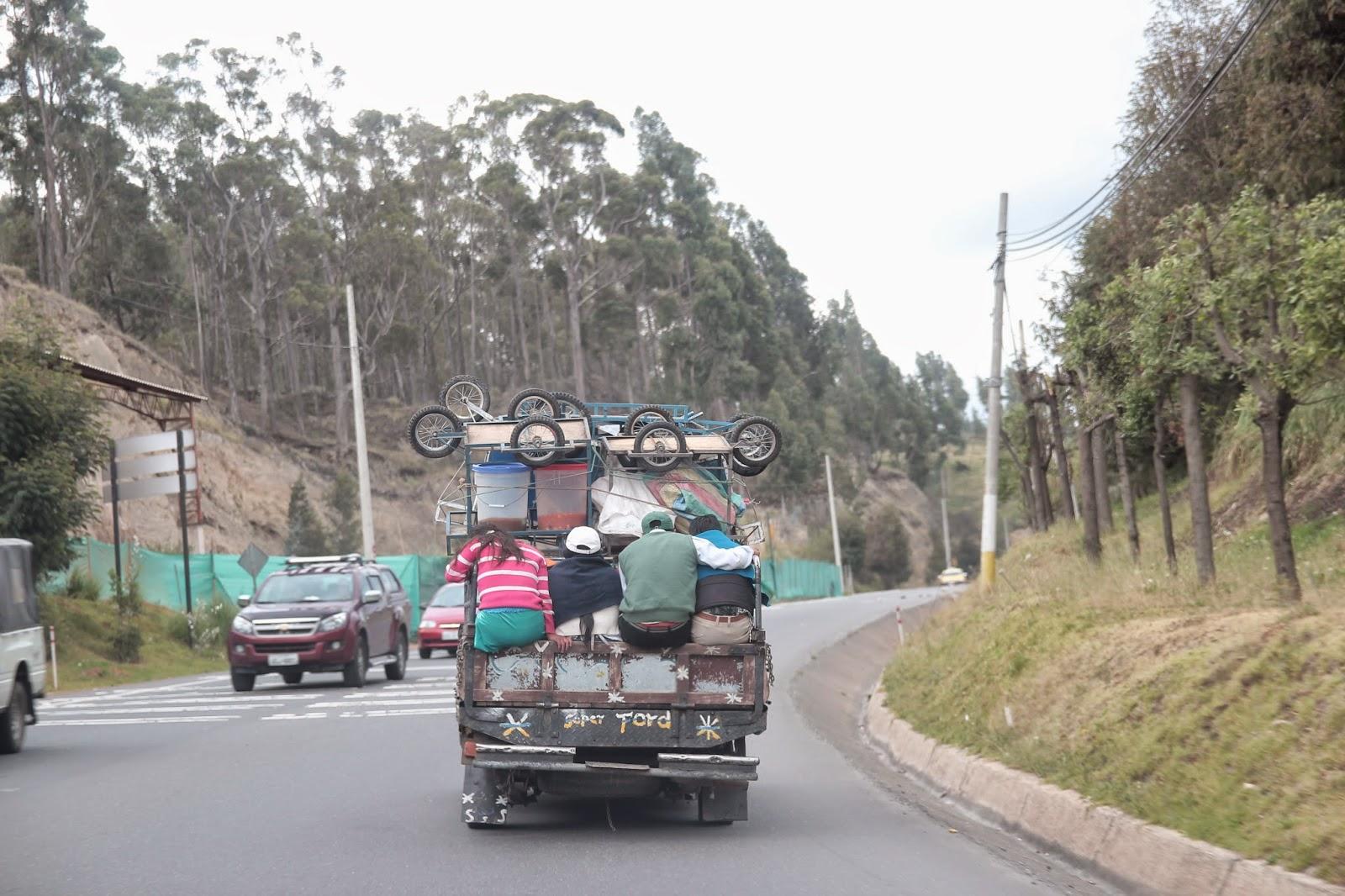 quito, riobamba, ecuador