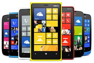 Harga Nokia Lumia Terbaru April 2013