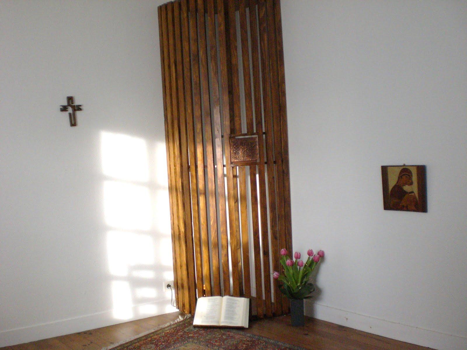 Oratoire Orantes de l'Assomption à Valenton