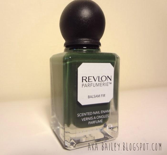 Revlon Parfumerie Scented Nail Polish in Balsam Fir