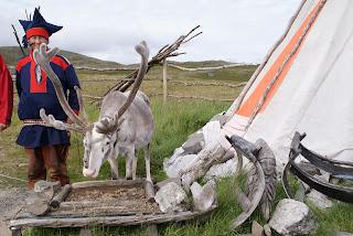 costa deliziosa sol de medianoche fiordos pueblo sami