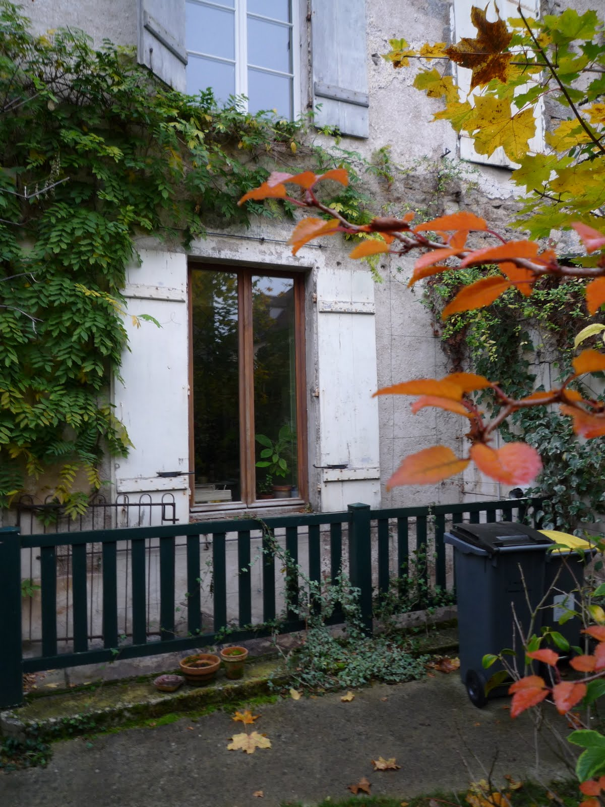 La nature en ville un jardin de ville for B b un jardin en ville brussels