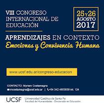 Abierta la Inscripción: VIII Congreso Internacional de Educación