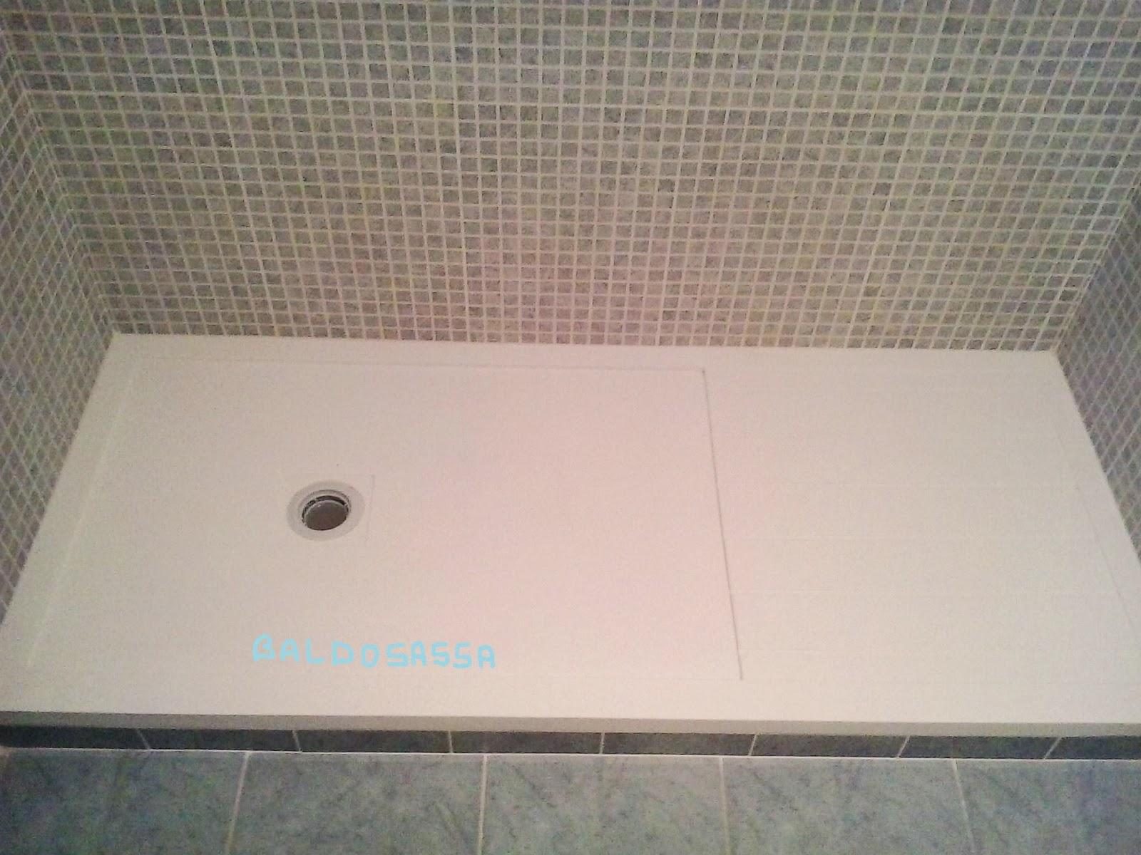 Baldosassa fotos e imagenes de platos de ducha for Cambiar banera por ducha leroy merlin