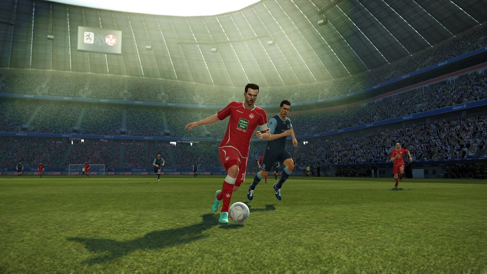 FPF - Download Center Patchs PES 2013