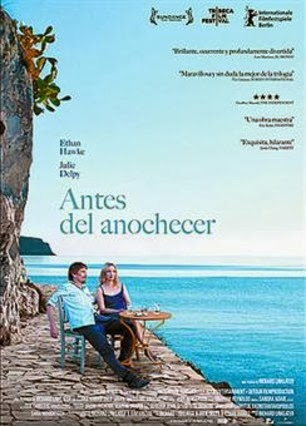 Antes del anochecer (Richard Linklater, Estados Unidos)