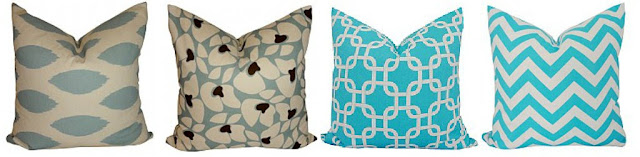 Coordinating Pillows