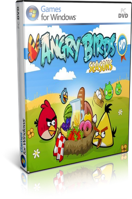 Angry Birs Season [PC] [Full][1Link Wupload]