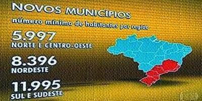 MAIS 363 MUNICÍPIOS NO BRASIL