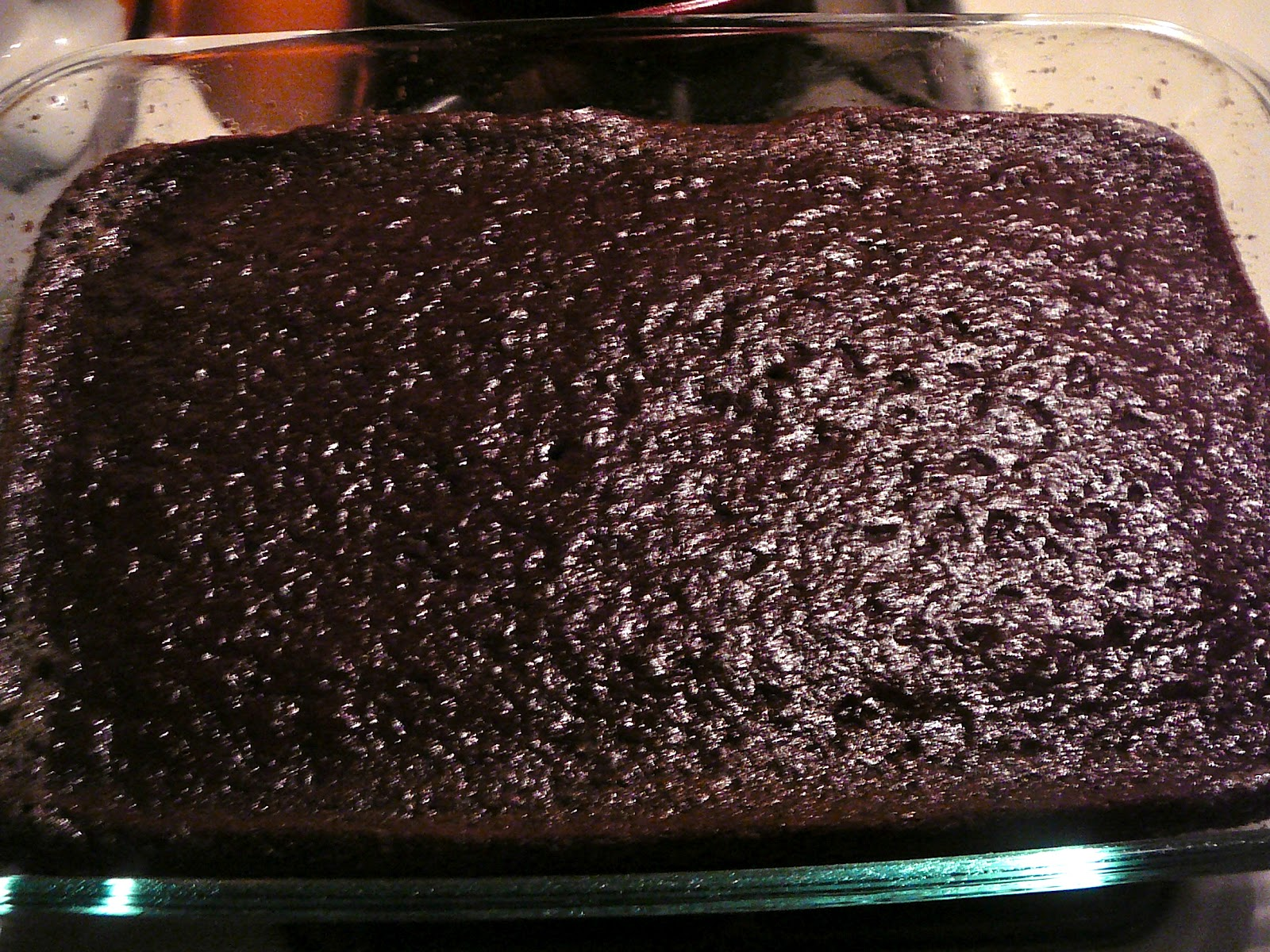 Old Fashioned Miracle Whip Chocolate Cake