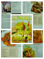 Majalah Aroma, Dec 2011