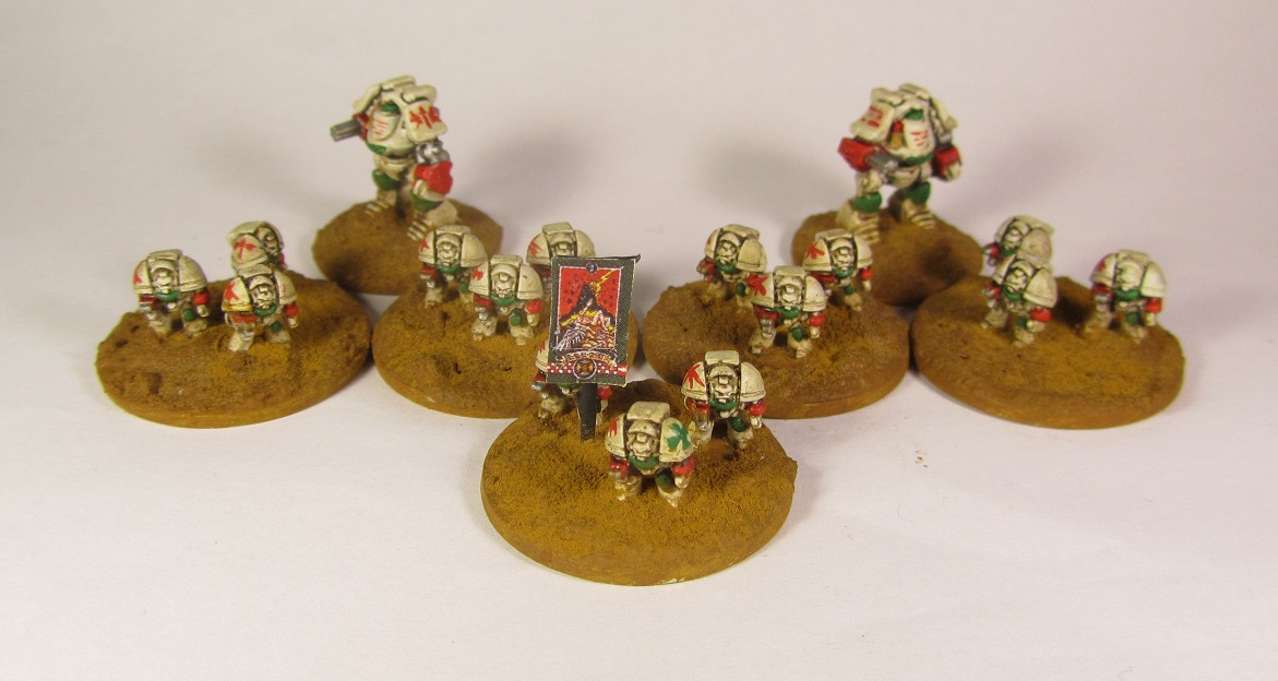 On Wargames And Such 6mm Scifi Mars Dune Terrain Project