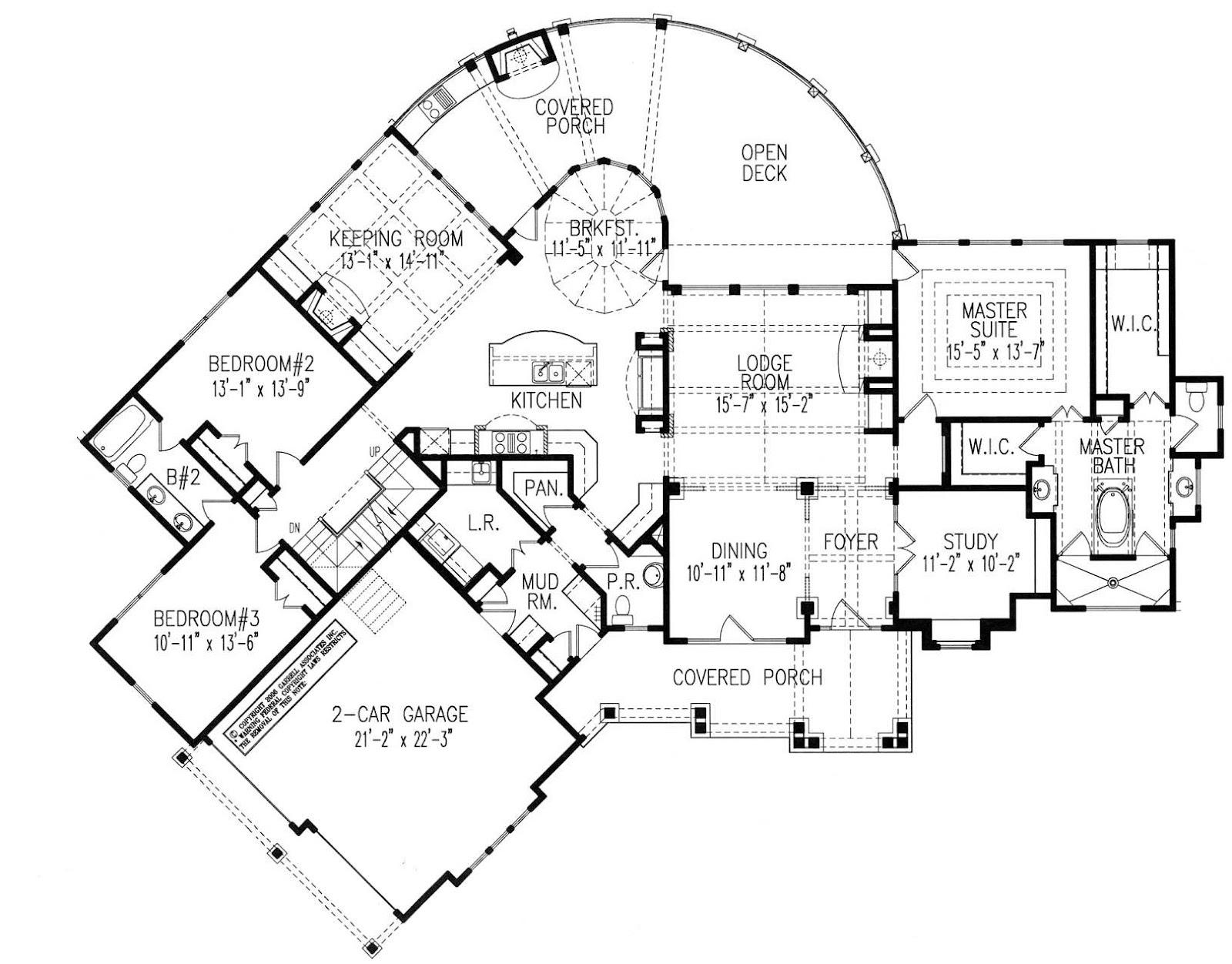 15 decorative tranquility house plan home plans