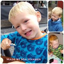 Min dejlige søn Isak