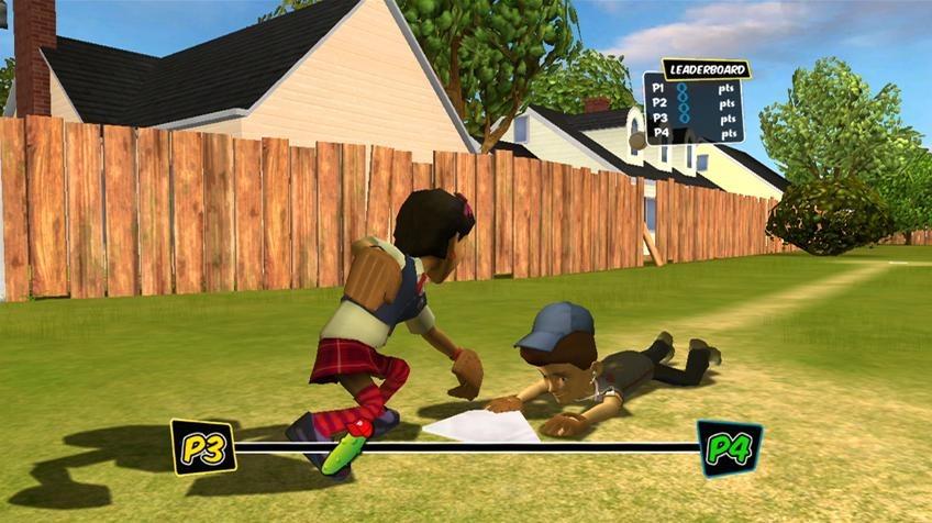 Backyard Sports Pc free pc games download full version, news and reviews.: backyard