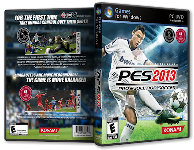 เทคนิคการปั่นฟรีคิก Pro Evolution Soccer 2013