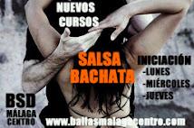 NUEVOS CURSOS DE BAILES LATINOS EN ENERO EN BSD MÁLAGA CENTRO. FELIZ AÑO NUEVO!!!!