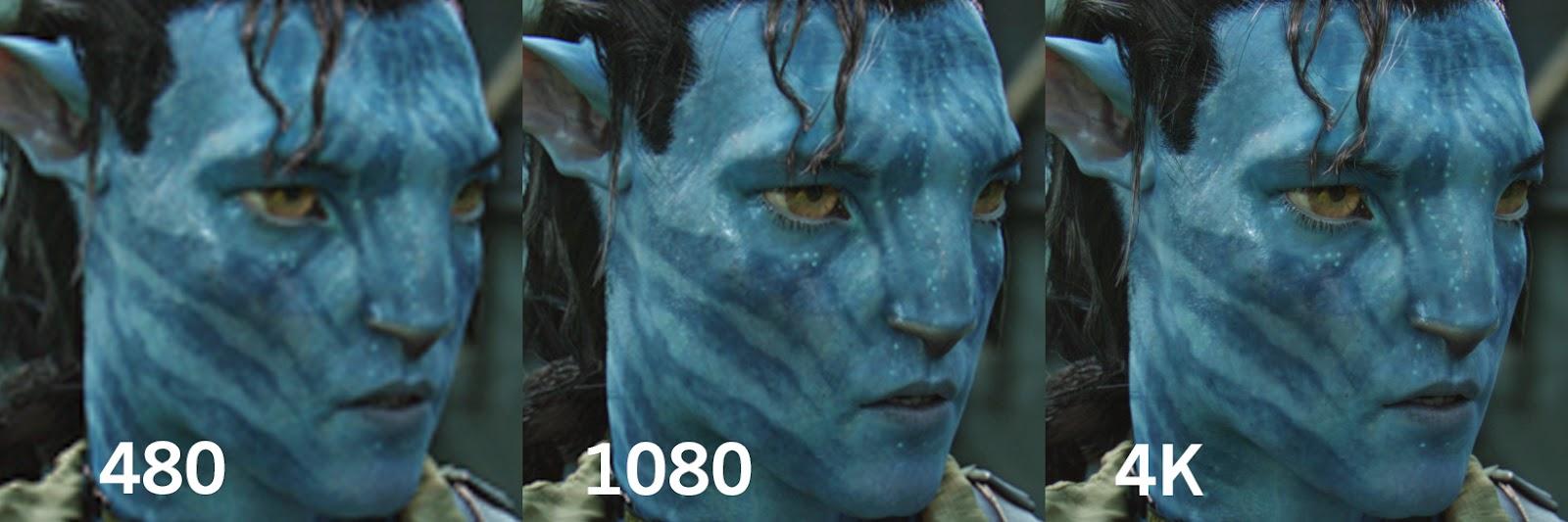 480 vs 720 vs 4k