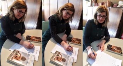 El Blog de María Serralba - Trámites de una donación.