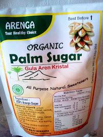 Gula Aren Organik