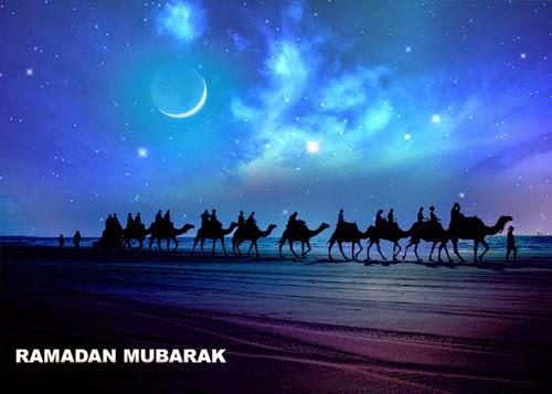 Awal Puasa Ramadhan 2014