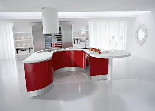 Design dapur untuk rumah minimalis