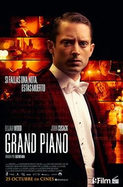 Grand Piano 2013 poster