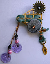 A Little Bit Vintage Brooch (for sale)