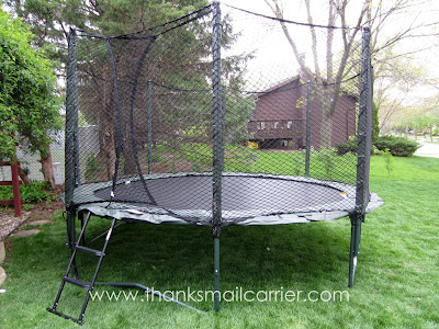 AlleyOop Trampoline review