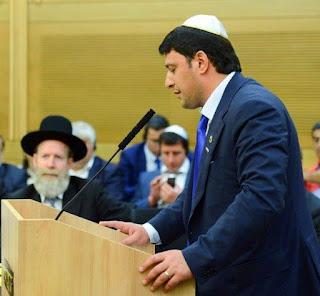 Вице-президент РЕК, глава Международного фонда горских евреев Герман Захарьяев