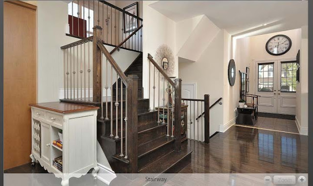 Home Foyer Balconies : Not a house but home may