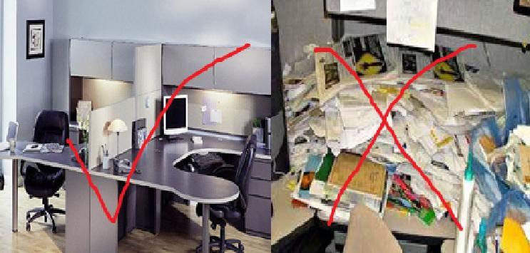 Riesgos en el trabajo sabes lo importe que es trabajar for Empleo limpieza oficinas