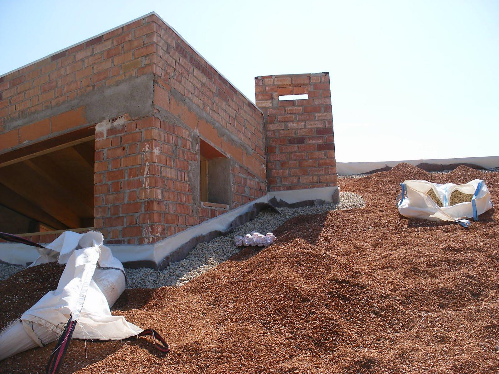 Construyendo la casa bioclimática: 12. Construcción 8. Cubiertas  #2795A4 1600x1200