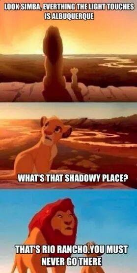 What's That Shadowy Place?